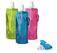 480mL Collapsible Water Bag(Random Colors)