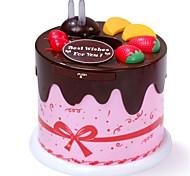 nuit de lumière de la lampe de style gâteau multifonctions (couleur assortie)