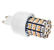 4W G9 LED-maïslampen T 60 SMD 3528 270 lm Warm wit AC 220-240 V