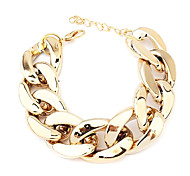 Classic Lock Pattern Bracelet(Assorted Color)