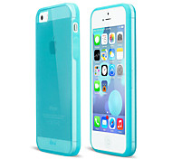Slim Thin Matting Cover With Semitransparent Phone Back Cover For Iphone 5/5S