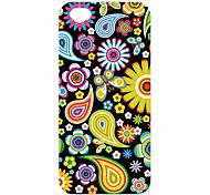 New Technology caldo di vendita 3D copertura della cassa del telefono cellulare colorato scultura per iphone4/4s 51