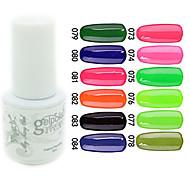 yemannvyou®sequins УФ цвет гель лак для ногтей no.73-84 (5мл, разные цвета)