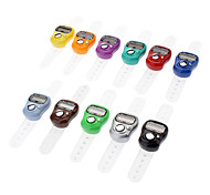5 Digit LCD Electronic Digital Hand Tally Counter(Random Color)