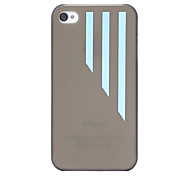 Strangt Lines with Perfume Back Case for iPhone 4/4S
