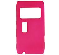 Caso duro del diseño PC Net y Protector de Pantalla HD para Nokia N8 (colores opcionales)