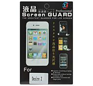 Protezione libera dello schermo per HTC T-Mobile G2 Desire Z (7 foto)