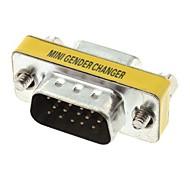 15 Pin Mini cambiador de género