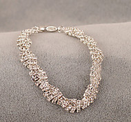 Korean Fashion Exquisite Full Of Diamond Genuine Wild Shiny Bracelet 2013 New B119