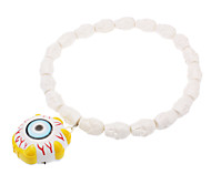 Eyeball Style Necklace with LED for Halloween
