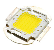 25W 2000LM White Light LED émetteur plaque métallique (16-18V)