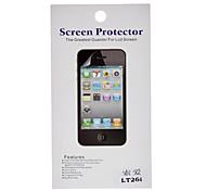 Elegante protezione per lo schermo HD con panno di pulizia per Snoy LT26i / Xperia S