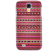 Case Hard Red Nacional Estilo Plan para Samsung i9500 Galaxy S4
