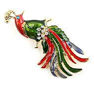 Korean fashion brooch - Phoenix X19