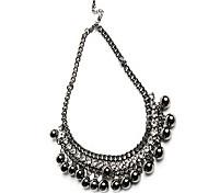 Z&X®  Texture ball ball diamond necklace