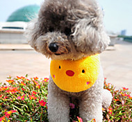 Cute Lovely Duck Soft Fleece Bandana for Pets Dogs (Assorted Sizes)