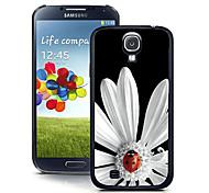цветочным узором 3D случае эффект для Samsung 9500