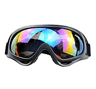 Anti UV&Fog Warm Riding Goggles Skiing Goggles