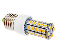 6W LED Corn Lights T 47 SMD 5050 470-510 lm Warm White AC 220-240 V