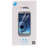 High Transparent Screen Guard Protector Film for Samsung Galaxy S3 i9300