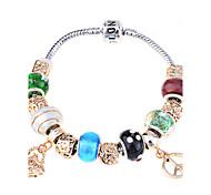 Women's Charm Bracelet Alloy
