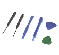 Профессиональный инструмент для разборки iPhone 2G/iPhone 3G/iPod/NDSL/PSP (6-Piece Set)