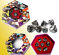 Reborn! 7 stili legato Ring