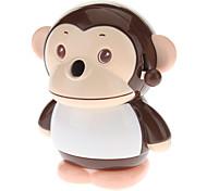 Macaco em forma de apontador de lápis (cor aleatória)