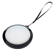 82mm DC/DV Camera Lens Cap (White)