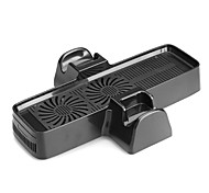 2-in-1 Cooling Fan + Vertical Stand for Microsoft XBOX360 Slim