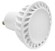 driverless 85-265V gu10 5.5W lâmpada LED branco quente / frio CE / RoHS 5 anos de garantia