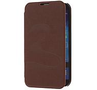 Oracle pele borboleta Padrão PU de couro Bolsas de protecção com suporte para Samsung i9500 Galaxy S4