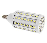 E14 16 W 86 SMD 5050 LM Cool White T Corn Bulbs V