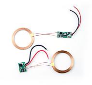DIY Wireless Charging Transmitter + Receiver Solution Module