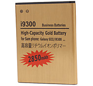2850mAh Cell Phone Battery for Samsung Galaxy S3 i9300
