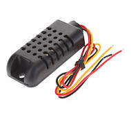 AM2301 Capacitive Digital Temperature Humidity Sensor - Black (3.3~5.5V)