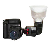Lambency Flash Diffuser P4 for Canon 550EX 580EX II 2 Color Dome