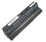 5200mah batería del ordenador portátil del reemplazo para Asus Eee PC701 Eee PC 2G Surf Eee PC 4G/8G A24-P701-90 OA001B1100 - Negro