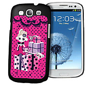 Gift Pattern 3D Effect Case for Samsung S3 I9300