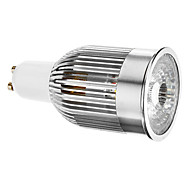 GU10 7W 630LM 6000K Cool White Light Led Spot Bulb(AC85-260V)