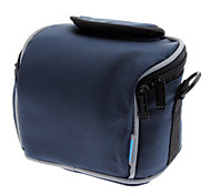 NEW Sepai SP-B607-BL Professional Square Crossbody Shoulder Bag for ILDC Camera Blue