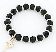 Exquisite Crystal Angel  Stretch Bracelet