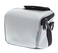 NEW Sepai SP-B607-GY Professional Square Crossbody Shoulder Bag for ILDC Camera Grey
