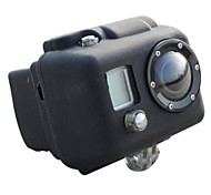 Protective Silicone Lens Cover for GoPro Hero 2 Camera