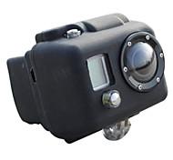 Accessori GoPro custodia protettiva Per Gopro Hero 2 silicone nero