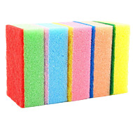 Mesh Loofah Sponge Cleaner for Home Use(Random Color)