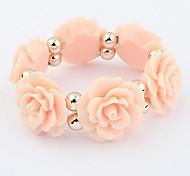 Le bracelet rose