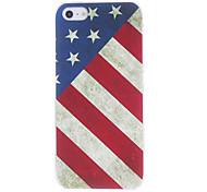 Retro le Stelle e il modello PC Hard Case Stripes per iPhone 5/5S