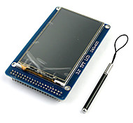 "3.2"" TFT LCD Wide Touch Screen Module w/ Stylus for (For Arduino) (Works with Official (For Arduino) Boards)"