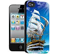 padrão de vela caso o efeito 3D para iPhone5